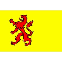 Vlag provincie Zuid-Holland