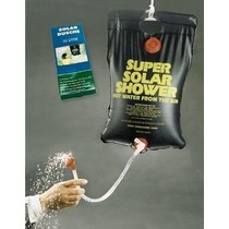 Douche zak ophangbaar Solar Shower