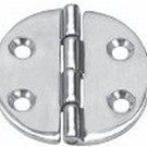 Vlakscharnier / RVS - 64x64mm