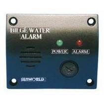 Bilge water alarm