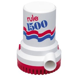 Rule-Standaard bilgepomp
