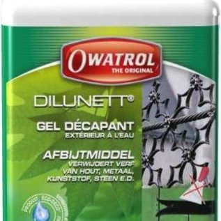 Owatrol Dilunett. Afbijtmiddel
