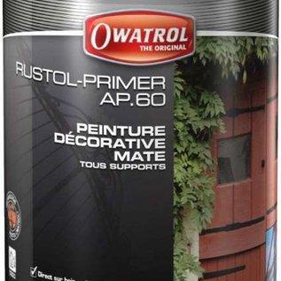 Rustol AP.60 Anti-roestprimer/-verf mat.