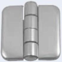 Scharnier met blindering / RVS A4-AISI316 - 36x36mm