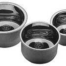Barka wasbakken cilinder / RVS