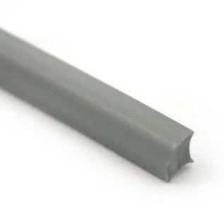 PVC pees tbv peesrubbers - Grijs