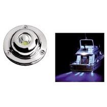 LED onderwaterlicht voor zwemplatform / hekspiegel / kiel