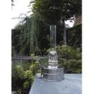 Kombuislamp RVS