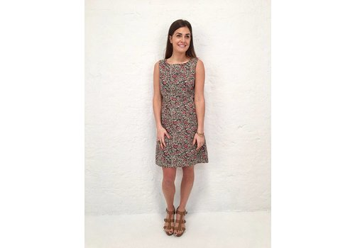 JABA JABA Nicole Dress in Wild Flower