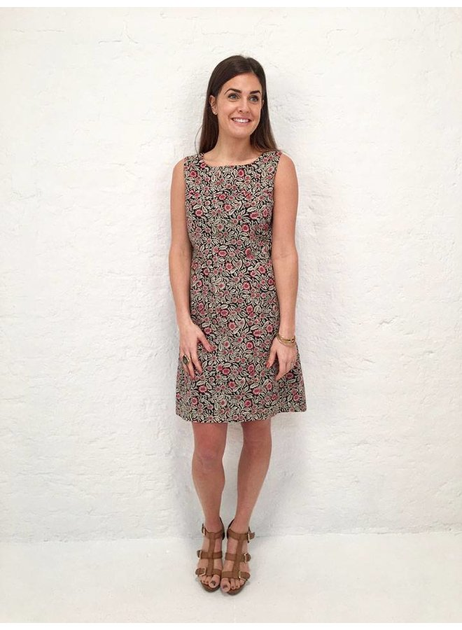 JABA Nicole Dress in Wild Flower