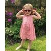 JABA Jaba Kids Isabella Dress in Ditsy Pink