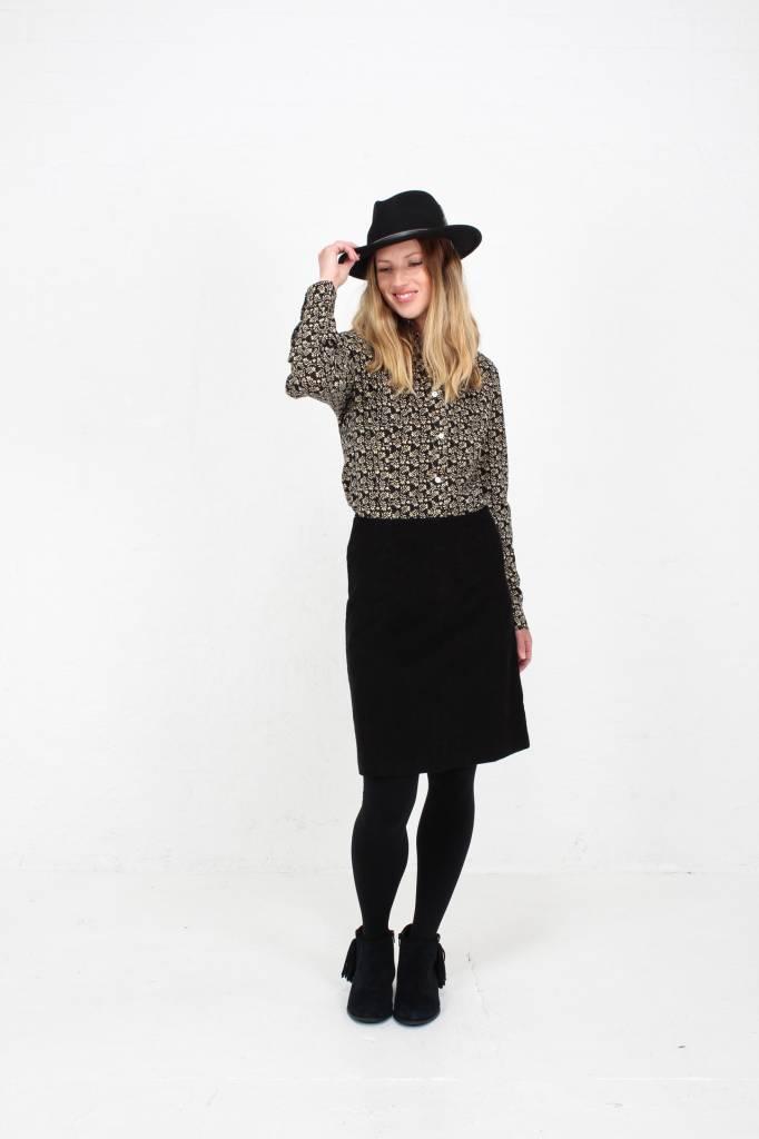 693e080f04 Jaba Leonie Shirt in Winter Black - JABA YARD