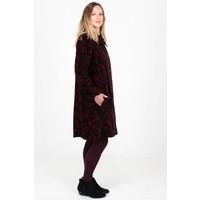 JABA Embroidered Velvet Coat