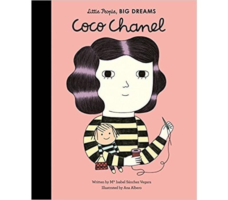 Little People Big Dreams COCO CHANEL