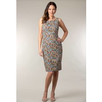 Jaba Emily Dress in Aztec