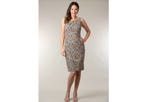 JABA Jaba Emily Dress in Aztec