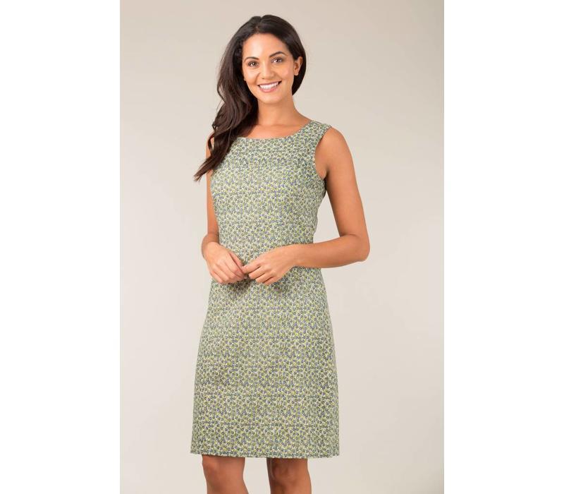 Jaba Nicole Dress in Bluebell