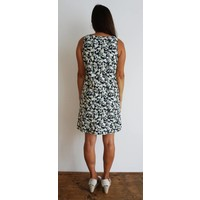 JABA Audri Dress - Ink Spot
