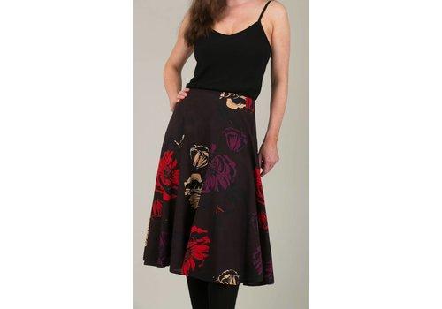 JABA Jaba Florence Skirt in big Flower