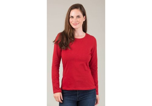 JABA JABA Amy Top in Red