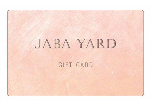 JABA JABA Gift Card