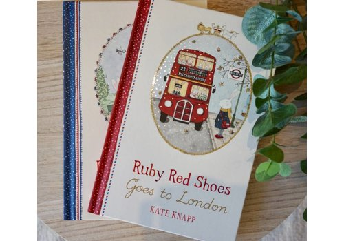 BookSpeed Ruby Red Shoes goes to London