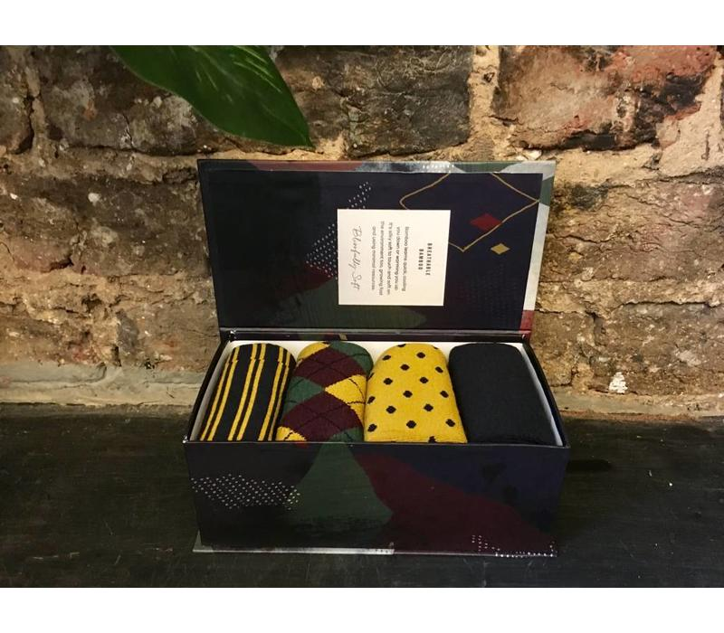 Thought Funky Classic Sock Box