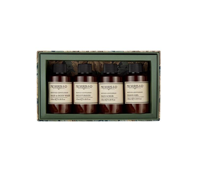 Morris&Co Gentleman Travel Groom Set