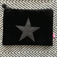 Glitter Star Purse