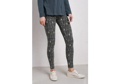 SEASALT Seasalt Sea Dance Leggings in Rock Doddle Monoprint