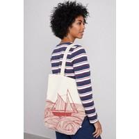 Seasalt Cornwall Canvas Shopper