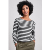 Seasalt Cornwall Sailor Breton Shirt