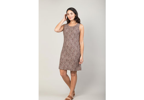 JABA Jaba  Audri Dress in Leopard