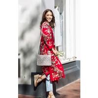 Jaba Kimono in Japanese Floral