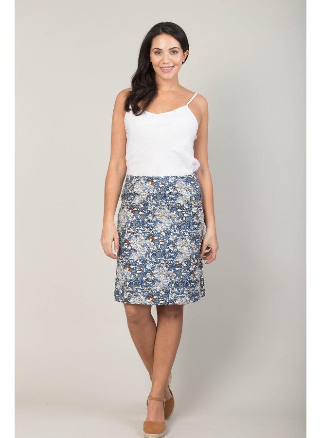 Jaba Lora Skirt in Oriental Garden