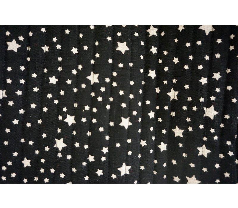 Jaba Kids Tabitha Jacket in Stars Black