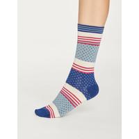 Thought Dotty Stripe Socks