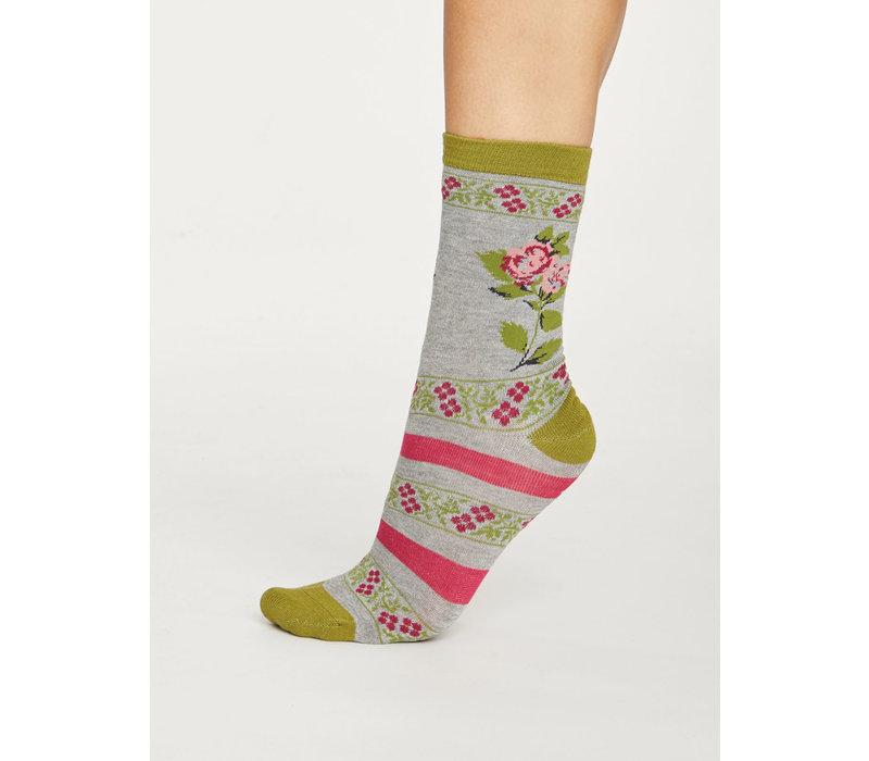 Thought Folk Floral Socks