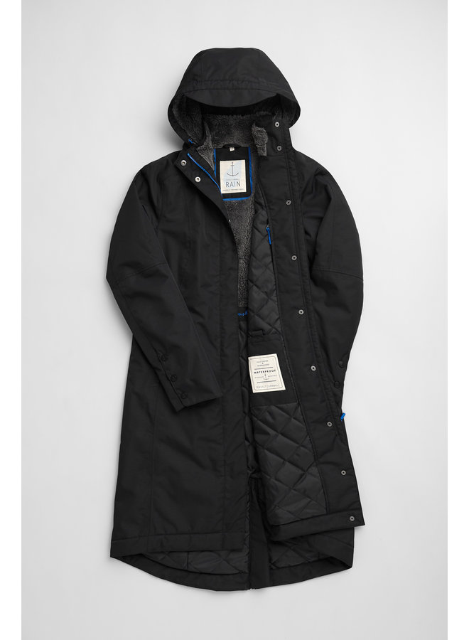 Seasalt Janelle Coat - Black
