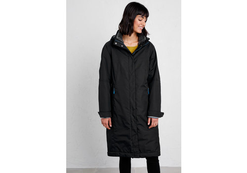 SEASALT Seasalt Janelle Coat - Black