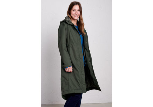 SEASALT Seasalt Janelle Coat - Woodland