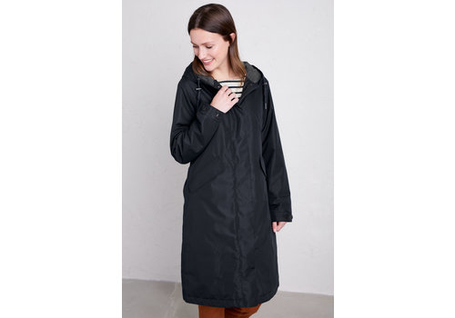 SEASALT Seasalt HighWater Coat - Raven