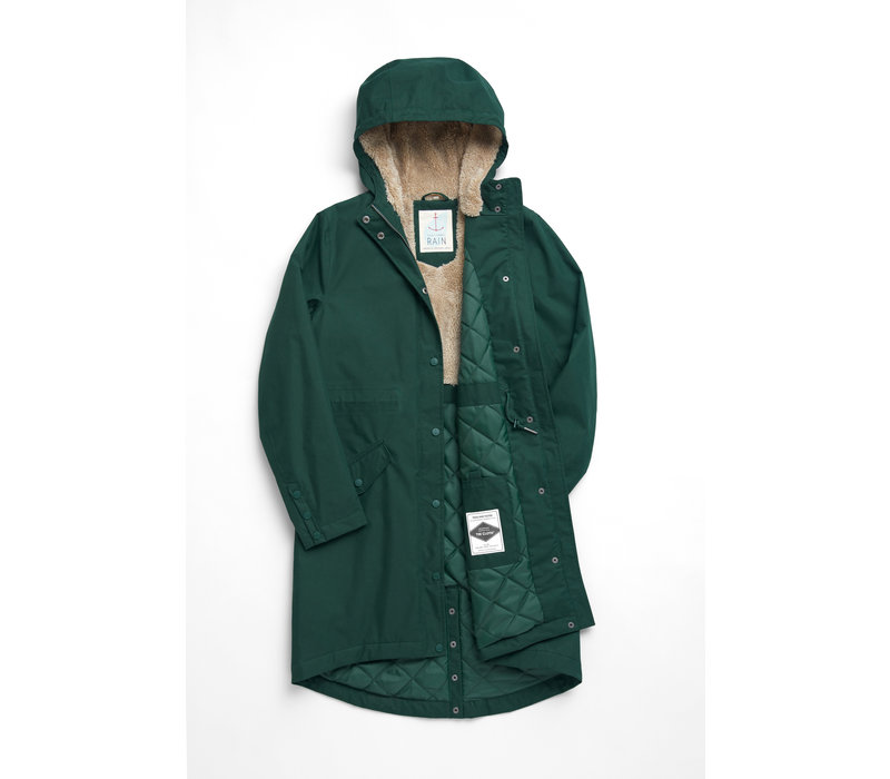 Seasalt Plant Hunter Raincoat