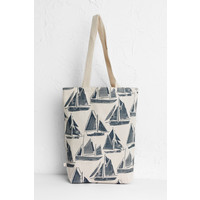Seasalt Canvas Shopper