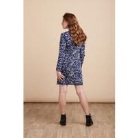Jaba Nadine Dress in Wild Blue