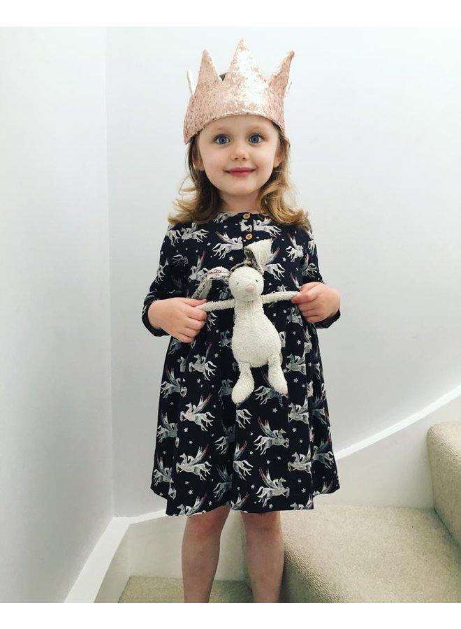 Jaba Kids Unicorn Dress