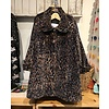 JABA Jaba Kids Velvet Coat in Leopard