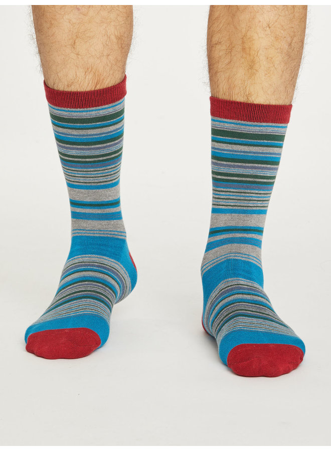 Thought Lauritz Stripe Socks