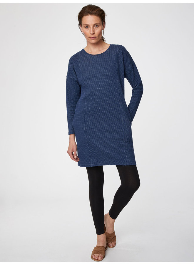 Thought Molly Tunic in Denim Blue