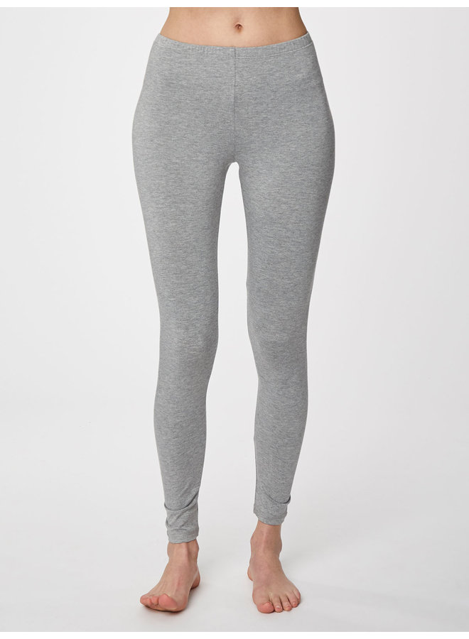 Thought Bamboo Leggings - Grey Marl